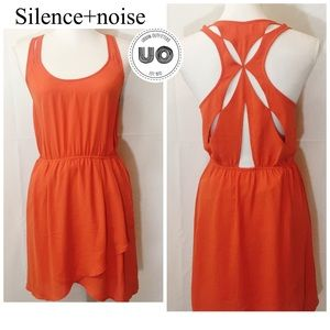 Silence+noise urban outfitters dress